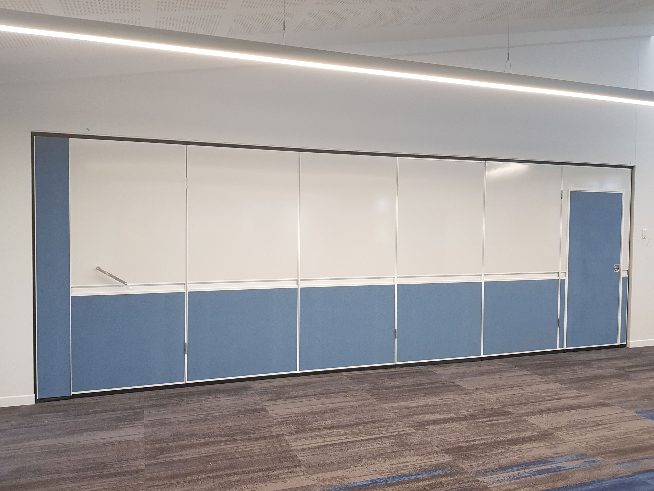 Operable Wall | Trimline Improvements