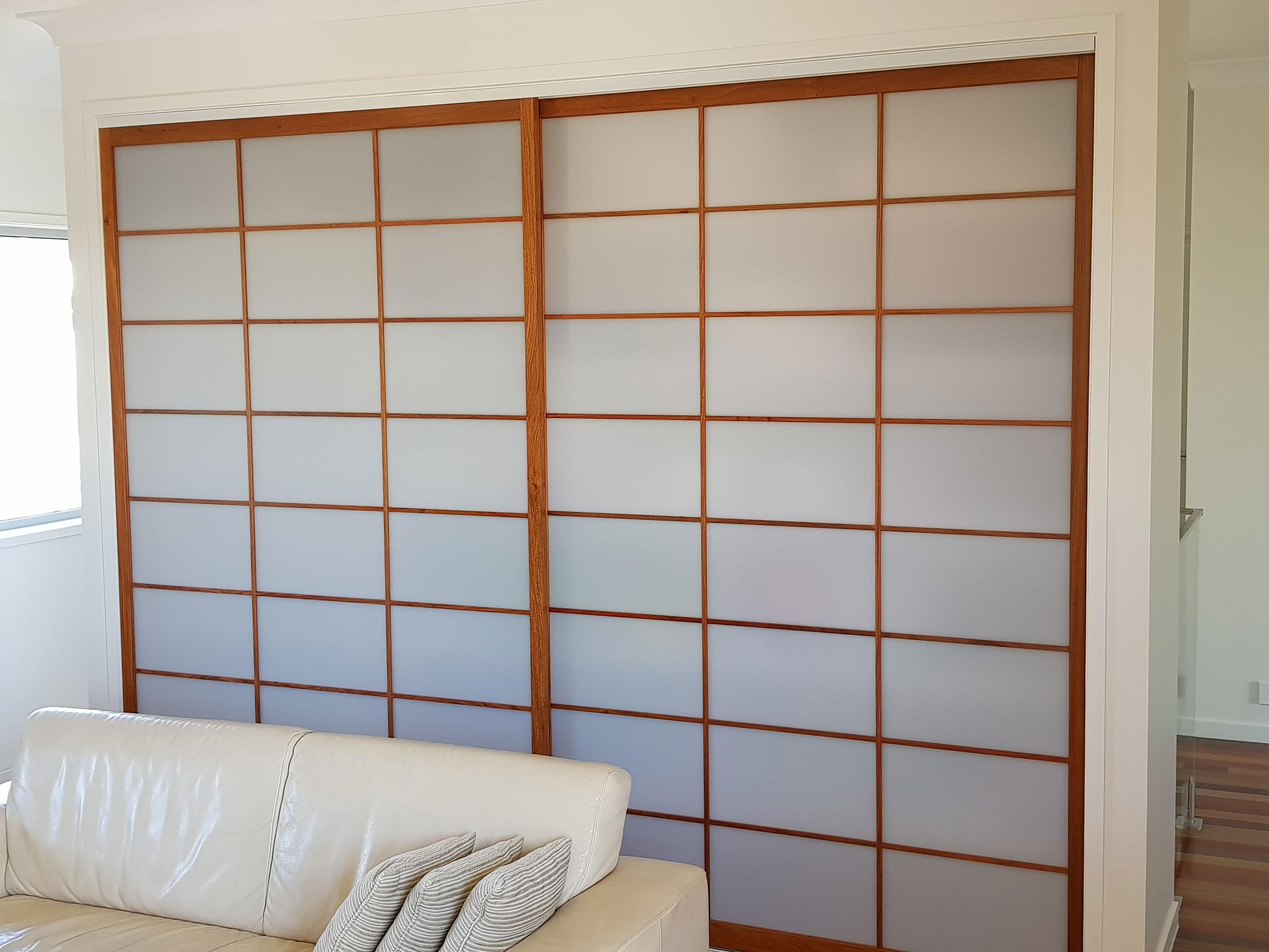 Shoji Door | Trimline Improvements